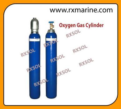 Oxygen Gas Cylinder - Manufacturer, Supplier, Exporter