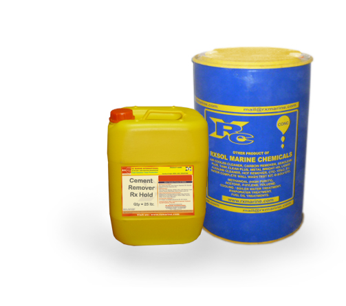 Cement Remover RX Hold - Manufacturer, Supplier, Exporter