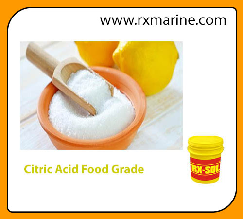 Citric Acid Food Grade - Manufacturer, Supplier, Exporter
