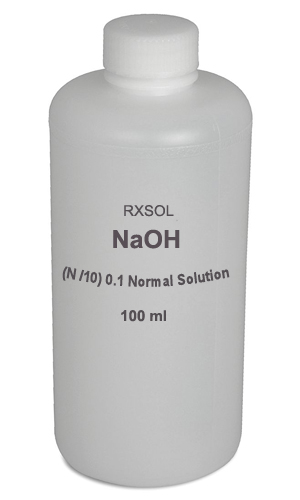 standardization of sodium hydroxide solution Suppose that you needed a 01000 m solution of naoh to do a titration to have a good primary standard it should not absorb anything readily from the air it should also have a high molar mass.