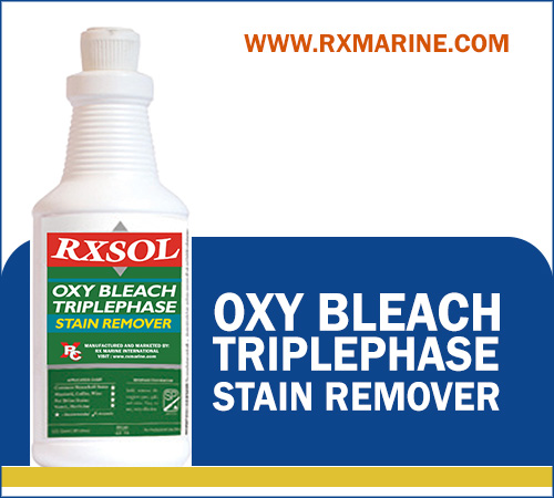 Oxy bleach products