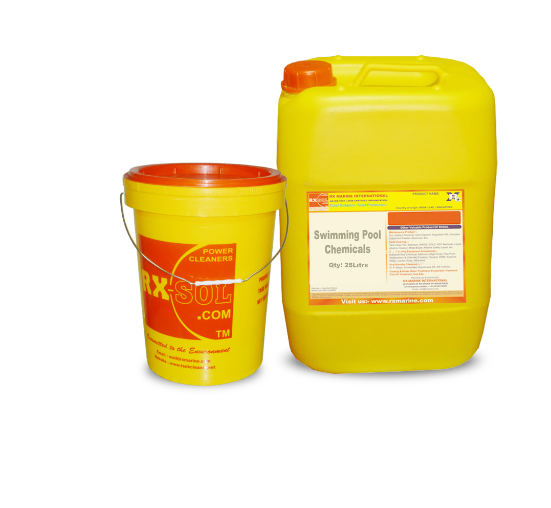 Swimming Pool Chemicals Manufacturer Supplier Exporter