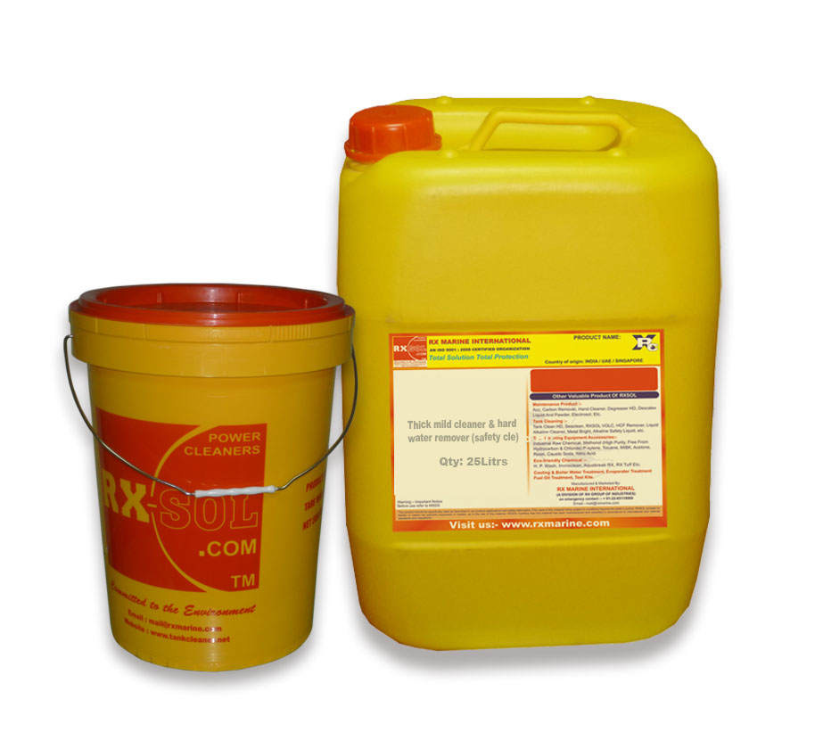 Hard water Stain remover VISCOUS - Manufacturer, Supplier, Exporter