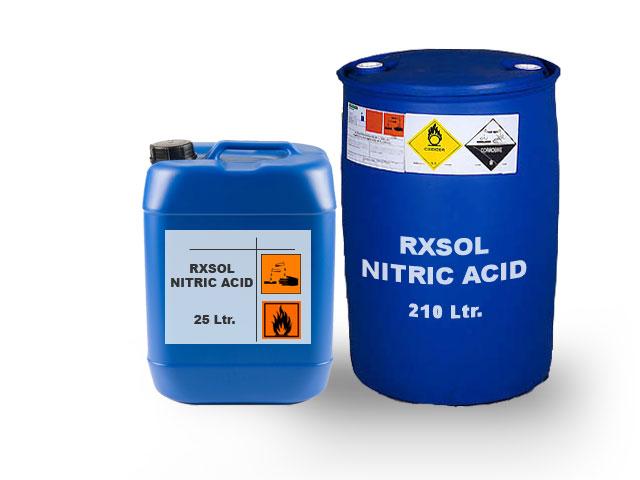 Nitric Acid 62 to 68 Manufacturer Supplier Exporter